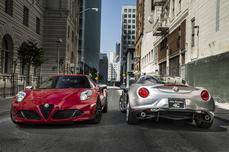2015 Alfa Romeo 4C Coupe
