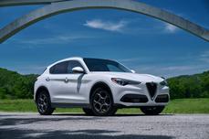 2018 Alfa Romeo Stelvio and Stelvio Ti