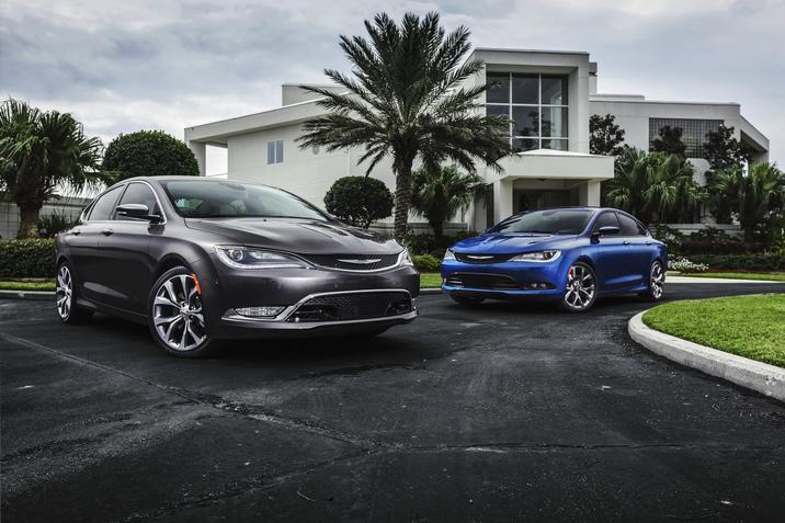 Lease A 2015 Chrysler 200 Newport News VA