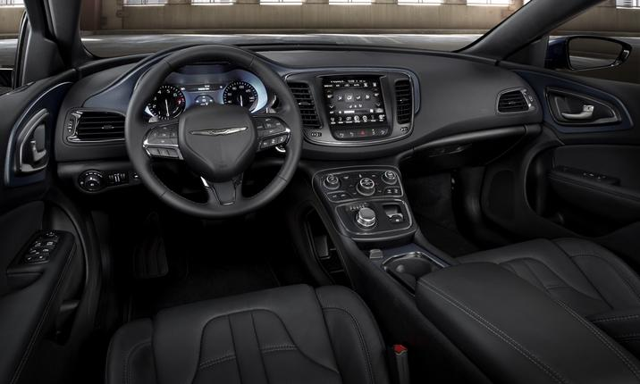 2015 Chrysler 200 for lease near Independence, Kentucky