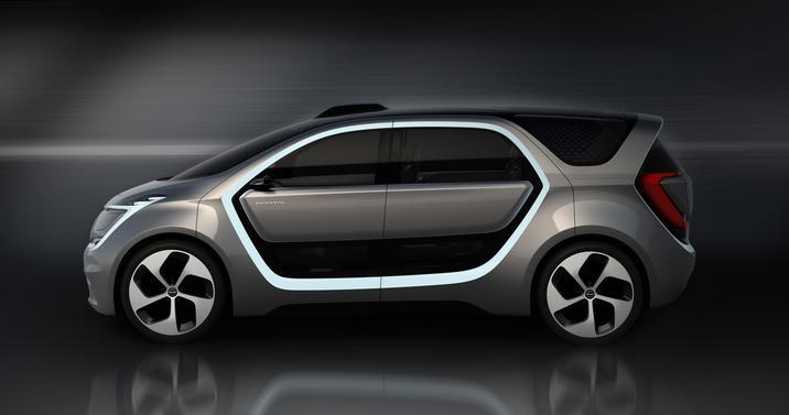 Chrysler Porta - Teilautonom