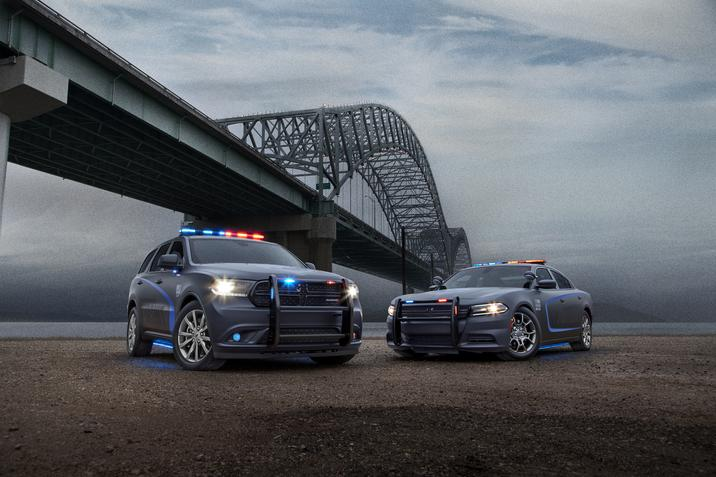 2018 Dodge Durango Pursuit