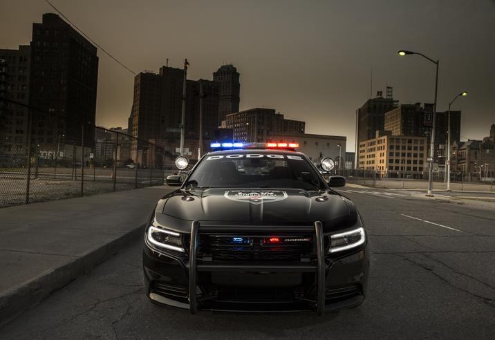2019 Dodge Charger Pursuit