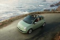 2015 Fiat 500 and 500c