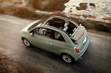 2016 Fiat 500 and 500c