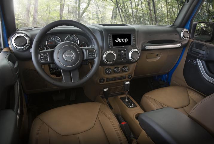 2015 Jeep Wrangler for lease near Gloucester, Massachusetts