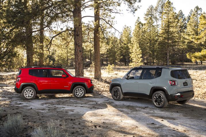 2015 Jeep Renegade for sale near West Palm Beach, Florida