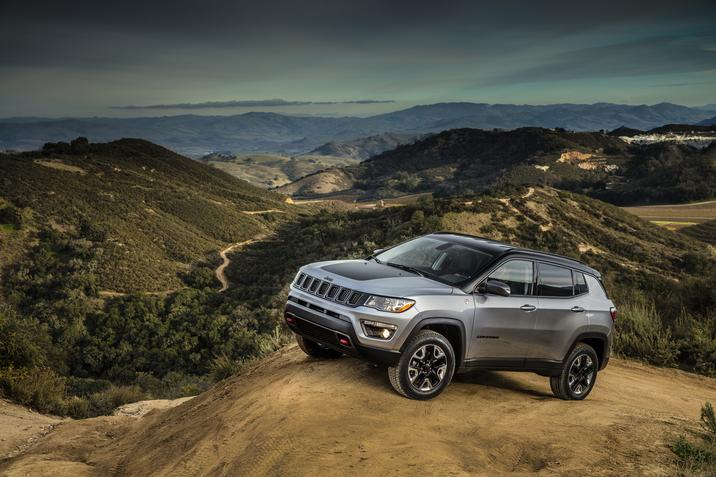 2017 All-New Jeep Compass