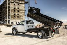 2015 Ram 3500/4500/5500 Chassis Cab