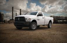 2017 Ram Commercial 2500/3500 Heavy Duty